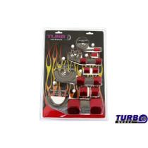 Cső bandázs TurboWorks Piros